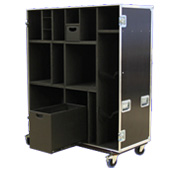 Messecase, Flightcase